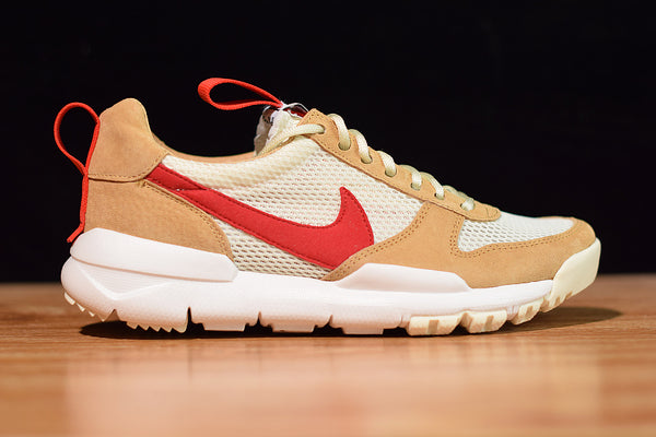 free shipping 4c27e 56c42 NikeCraft Mars Yard Shoe 2.0 Tom Sachs Space Camp Sport Red  AA2261-100 -