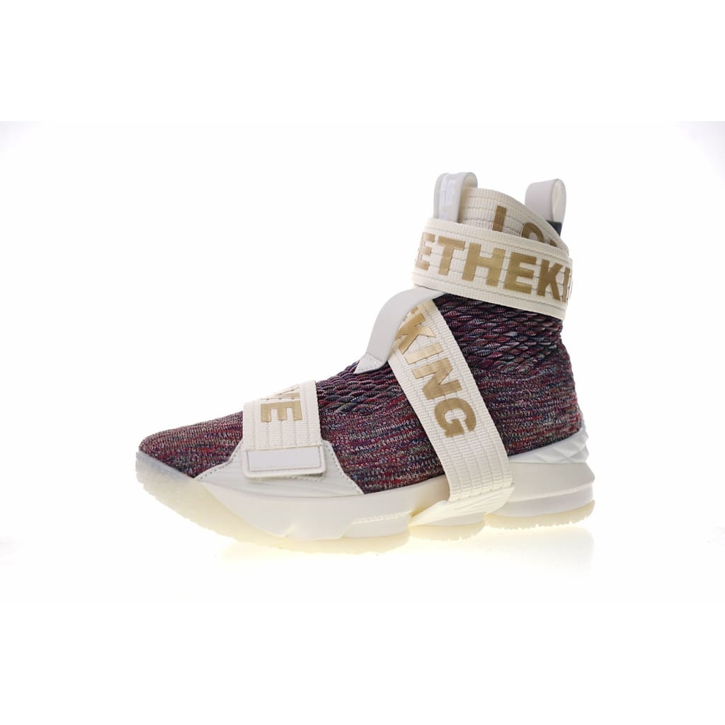 size 40 0c315 497c4 LeBron 15 Lifestyle KITH Stained Glass  AO1068-900 !--