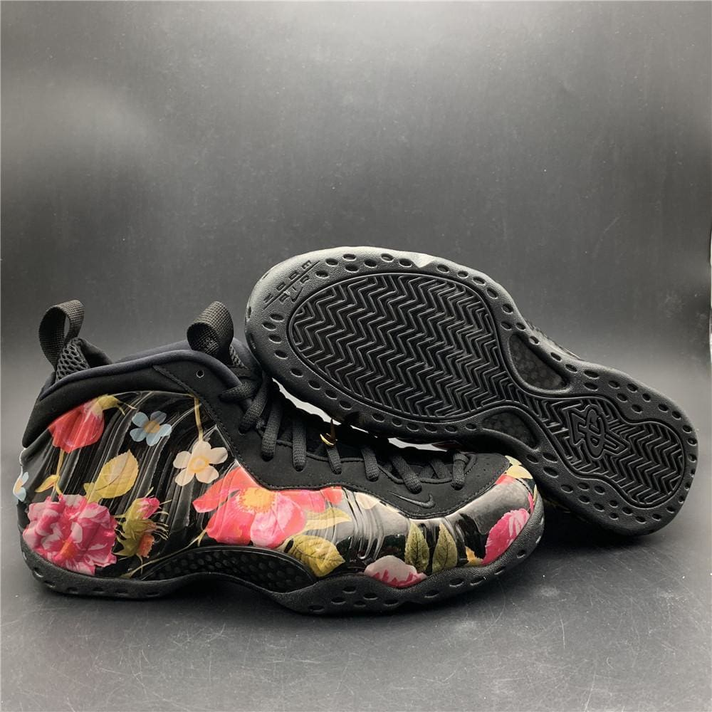 best loved 7c34a ae91f Nike Air Foamposite Floral  314996-012 !--