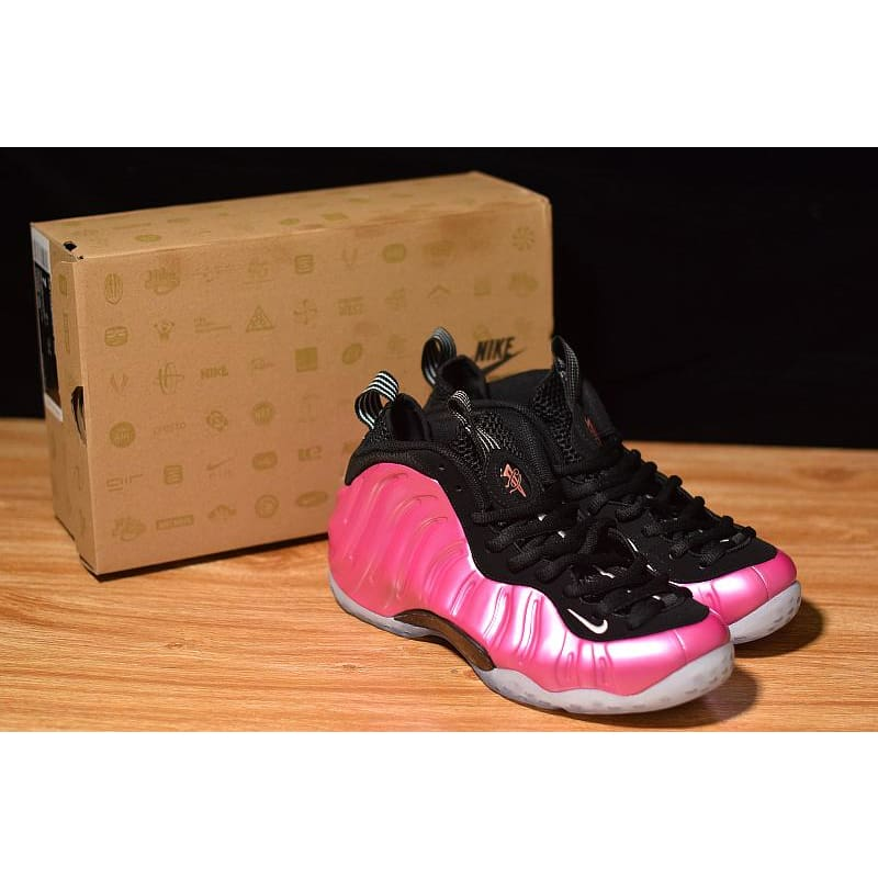 bf7d3b8a207 Nike Air Foamposite One Pearlized Pink  314996-600 !--