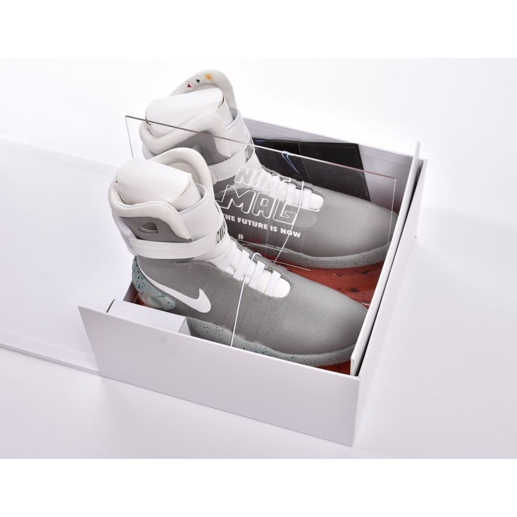 the latest 2be6d acb68 Nike MAG 2011 Back To The Future  417744-001 - RestoringShoemanity