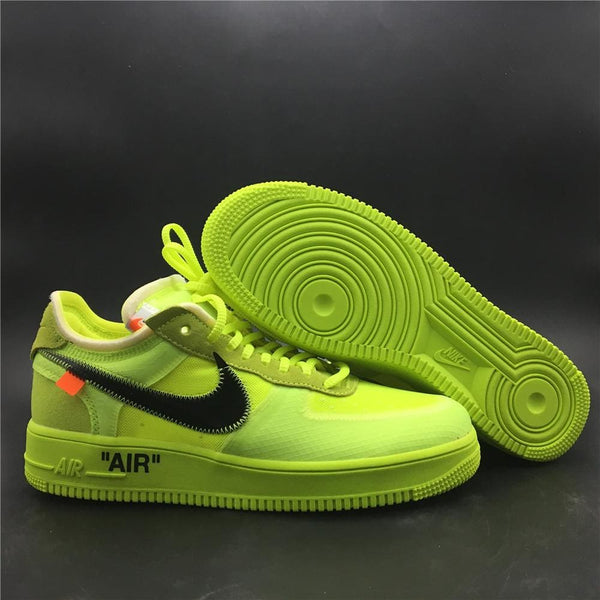 Off-White x Nike Air Force 1 Low Volt  AO4606-700 - RestoringShoemanity a08041d4d