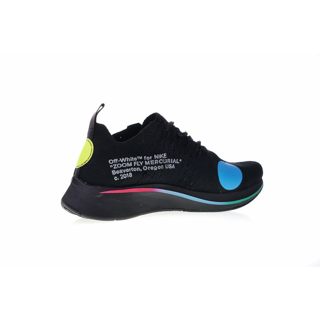 a23e69f61 Off-White x Nike Zoom Fly Mercurial Flyknit  AO2115-001 !--