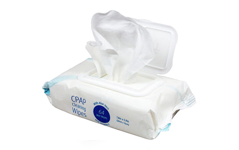 Sunset Healthcare CPAP Cleaning Wipes