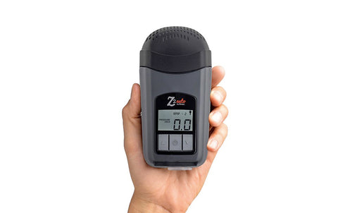 HDM Z2 Auto Travel APAP Machine with Z-Breathe™