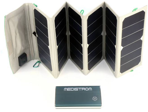 MEDISTROM 50W Solar Panel for Pilot-12 Lite and Pilot-24
