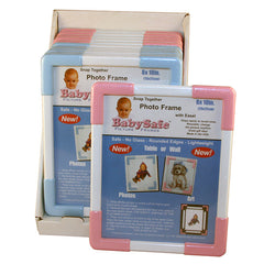 BabySafe 8x10 Picture Frame with Display 12/Case