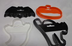 Wilton Halloween Cookie/Cake Cutters Set of 72