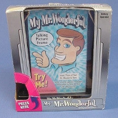 My Mr. Wonderful Talking Picture Frame