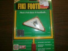 Assortment of NFL Fiki football table games