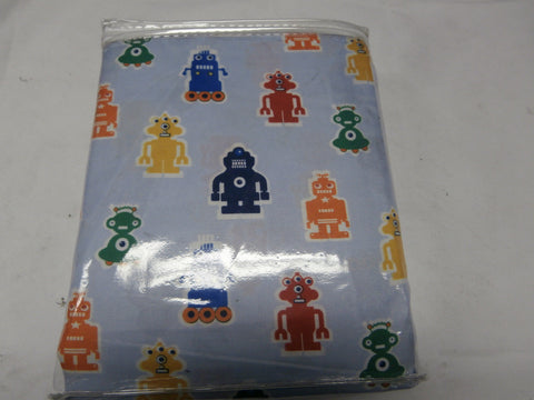 MyHome Robot 4 piece Twin Sheet Set