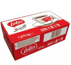 Lotus Biscoff- Box of 300 individually wrapped