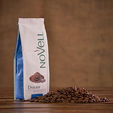 100% Arabica Natural Ground Decaf