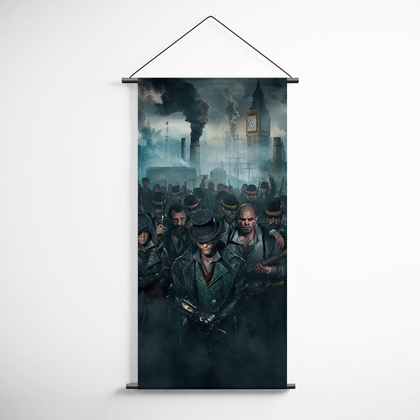 Assassin's Creed Syndicate 09 Decorative Banner Flag for Gamers