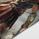Assassin's Creed 11 Odyssey Decorative Banner Flag for Gamers Assassins Creed Poster