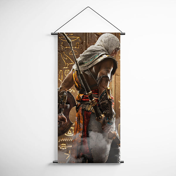 Assassin's Creed Origins 17  Decorative Banner Flag for Gamers