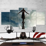 Assassin's Creed 19 - 5 Piece Canvas Wall Art Gaming Canvas