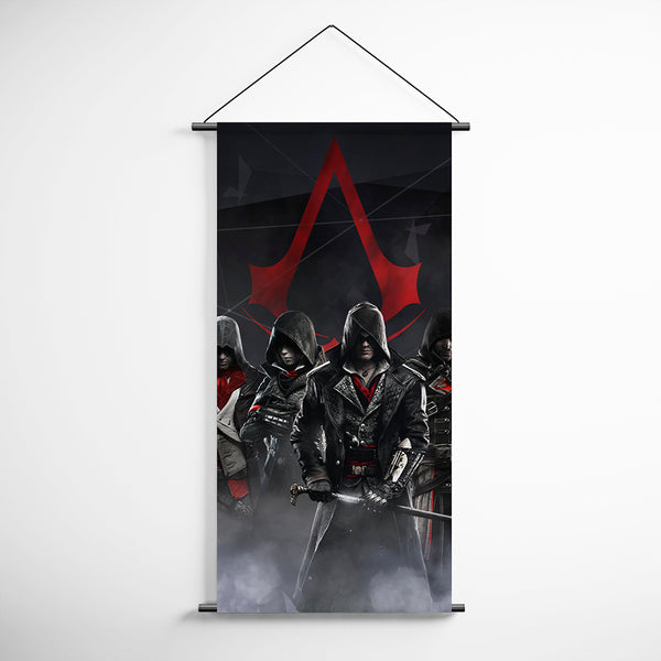 Assassin's Creed Syndicate 22 Decorative Banner Flag for Gamers