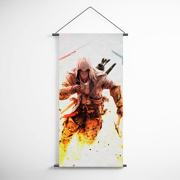 Assassin's Creed Black Flag 31 Decorative Banner Flag for Gamers