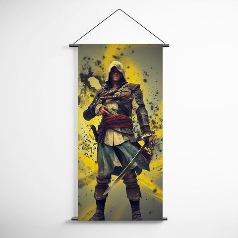 Assassin's Creed 41 Decorative Banner Flag for Gamers