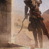 Assassin's Creed Origins 81 - 5 Piece Canvas Wall Art Gaming Canvas