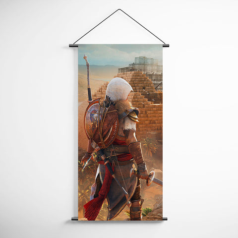 Assassin's Creed 01 Origins Decorative Banner Flag for Gamers