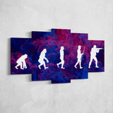 CS GO Canvas Wall Art - Evolution - Counter Strike Gaming Canvas