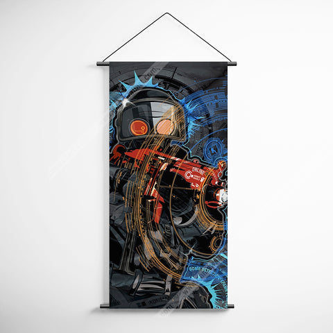 CSGO 02 Counter Strike Global Offensive Decorative Banner Flag for Gamers