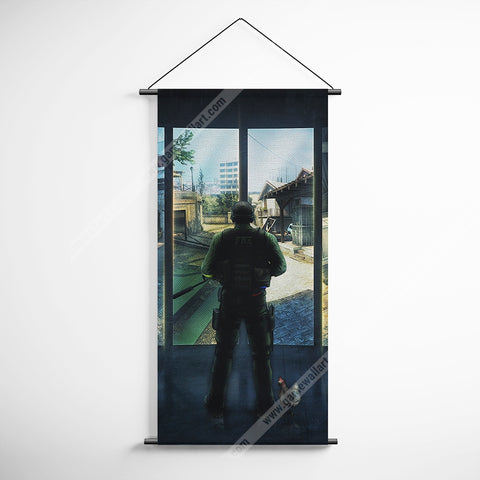 CSGO 05 Counter Strike Global Offensive Decorative Banner Flag for Gamers