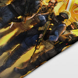 CSGO 07 Counter Strike Global Offensive Decorative Banner Flag for Gamers