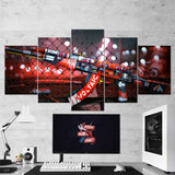 CS:GO Counter-Strike: Global Offensive 11 - 5 Piece Canvas Wall Art Gaming Canvas