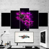 CS:GO Counter-Strike: Global Offensive 13 - 5 Piece Canvas Wall Art Gaming Canvas