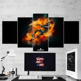 CS:GO Counter-Strike: Global Offensive 14 - 5 Piece Canvas Wall Art Gaming Canvas