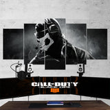 Call Of Duty Ghost 5 Piece Canvas Wall Art Gaming Canvas 5PCCOD012
