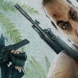 Far Cry 3 Vaas 5 Piece Canvas Wall Art Gaming Canvas 5PCFC011