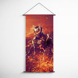 Fortnite 10 Omega Full Armor Decorative Banner Flag for Gamers