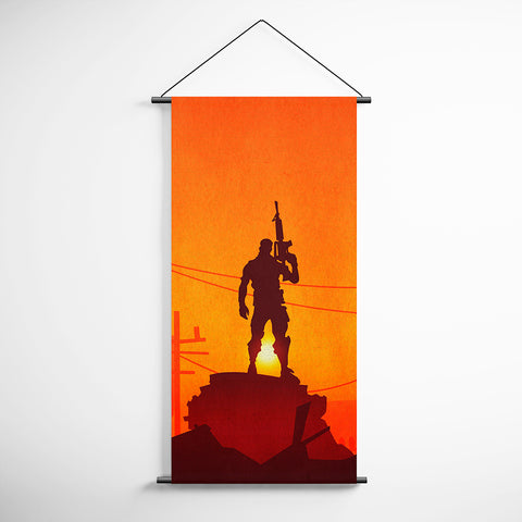 Fortnite 102 Decorative Banner Flag for Gamers