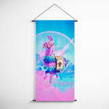 Fortnite 103 LLama Decorative Banner Flag for Gamers