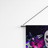 Fortnite 109 Skull Trooper Decorative Banner Flag for Gamers