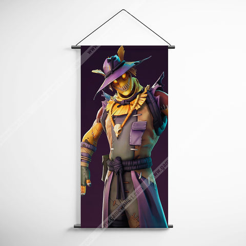 Fortnite 125 Hay Man Decorative Banner Flag for Gamers