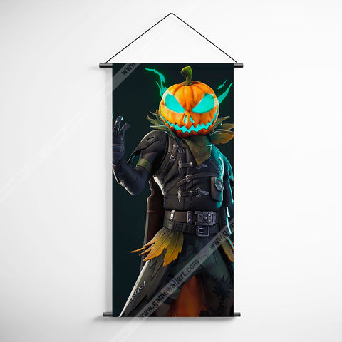 Fortnite 126 Hollowhead Decorative Banner Flag for Gamers