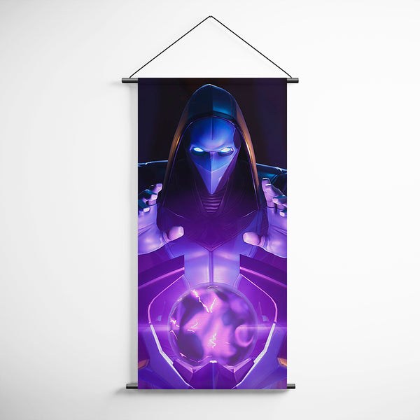 Fortnite 16 Omen Decorative Banner Flag for Gamers