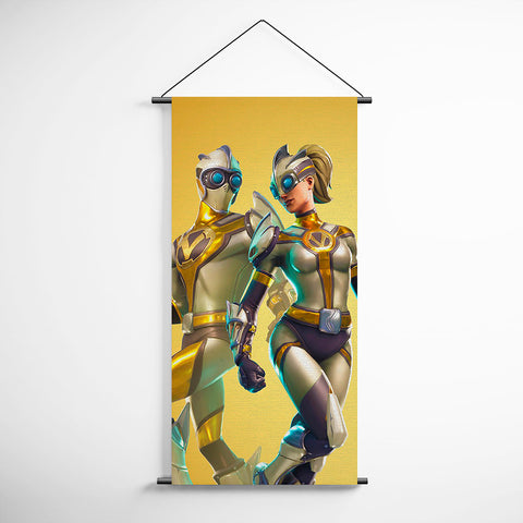 Fortnite 39 Ventura And Venturion Decorative Banner Flag for Gamers