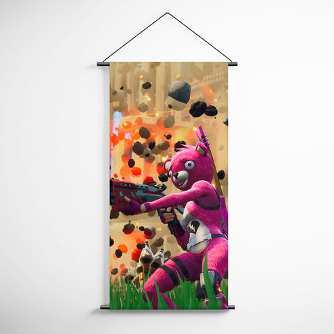 Fortnite 90 Cuddle Team Leader Decorative Banner Flag for Gamers