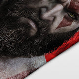 God Of War 13 Kratos Decorative Banner Flag for Gamers