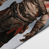 God Of War 31 Kratos Decorative Banner Flag for Gamers