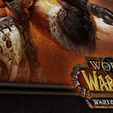 WOW - World of Warcraft 50 Grommash Hellscream 5 Piece Canvas Wall Art Gaming Canvas