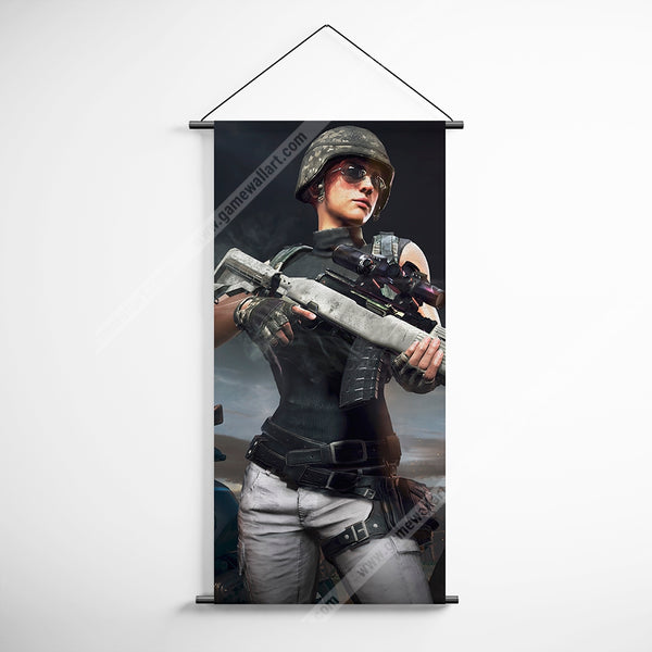 PUBG 13 Playerunknowns Battlegrounds Decorative Banner Flag for Gamers