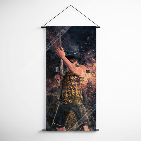 PUBG 16 Playerunknowns Battlegrounds Decorative Banner Flag for Gamers