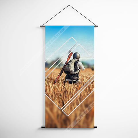 PUBG 17 Playerunknowns Battlegrounds Decorative Banner Flag for Gamers